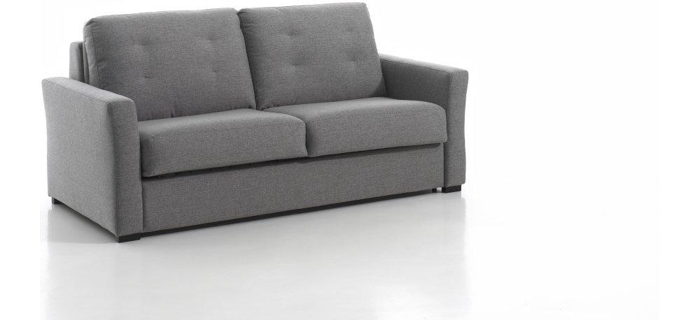 canapé lit couchage quotidien 160cm 4 places très confortable venise