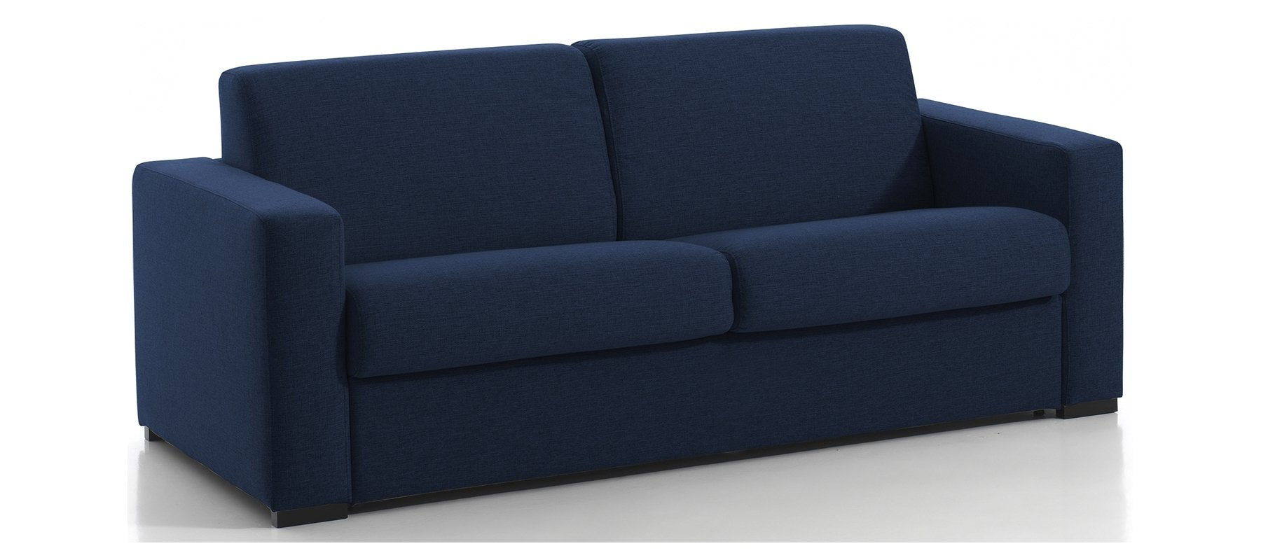 Canapé convertible 3 places MODENA - Largeur 196 cm - Couchage 140 cm