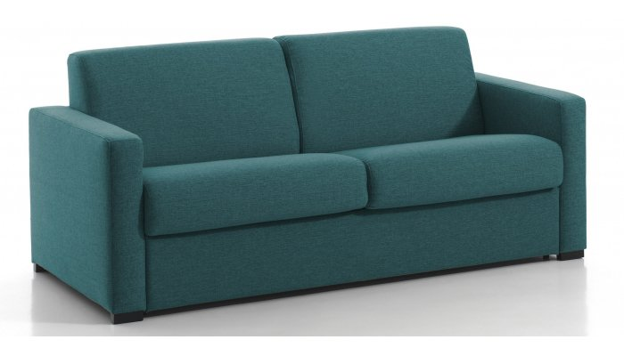 Canapé convertible MANOSQUE - Largeur 168 cm - Couchage 120 cm