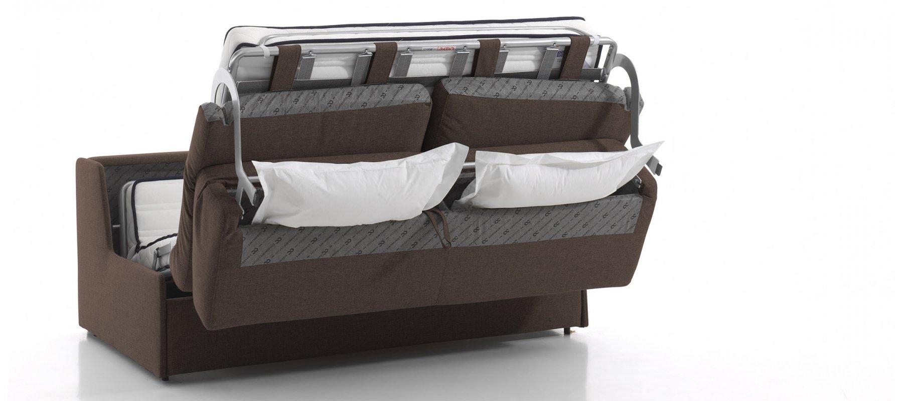 canap convertible bologne m canisme rapido 999 avec couchage 140 cm. Black Bedroom Furniture Sets. Home Design Ideas