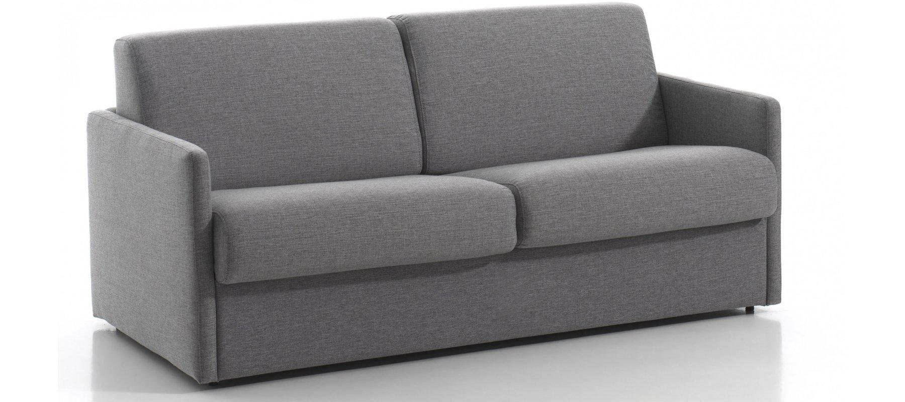 canap convertible gain de place montpellier matelas confort 120 cm. Black Bedroom Furniture Sets. Home Design Ideas