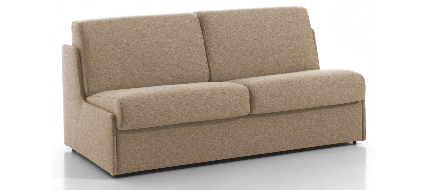 canap lit rapido 120 cm marseille sans accoudoirs gain de place 869. Black Bedroom Furniture Sets. Home Design Ideas