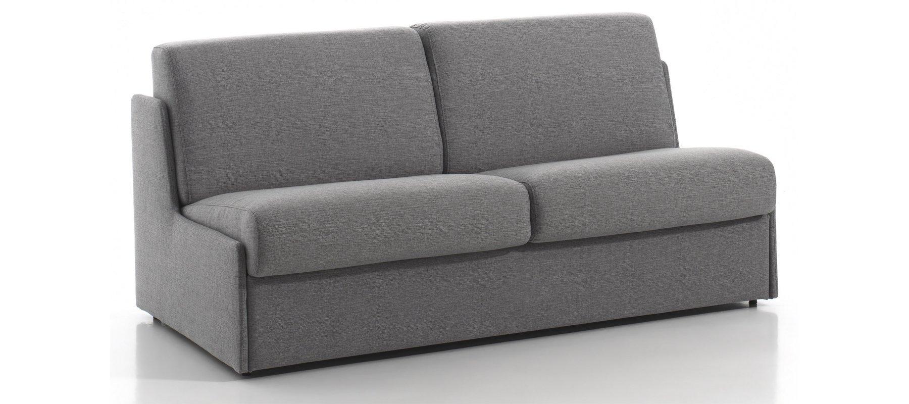 canap convertible 140cm rapido marseille sans accoudoirs gain de place. Black Bedroom Furniture Sets. Home Design Ideas