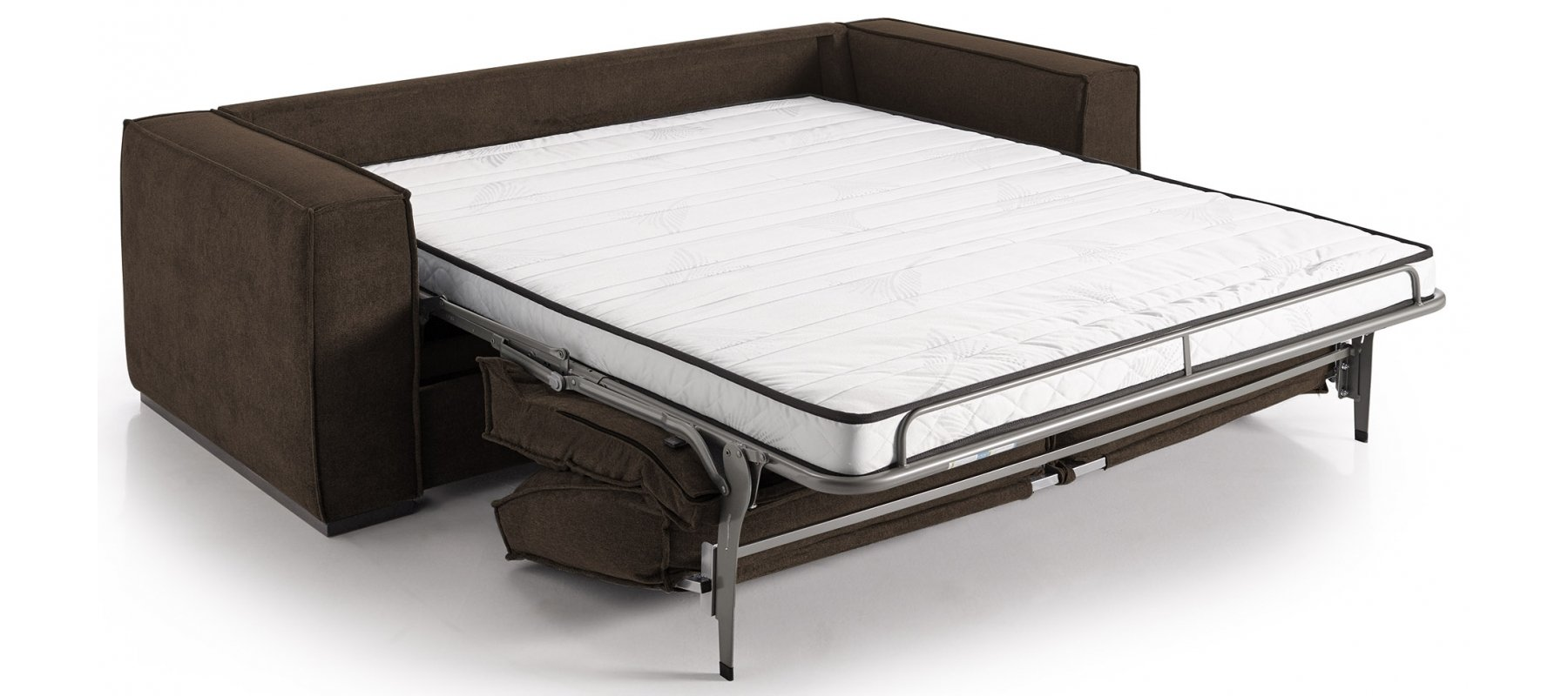 canap convertible contemporain rapido avec vrai matelas et sommier. Black Bedroom Furniture Sets. Home Design Ideas