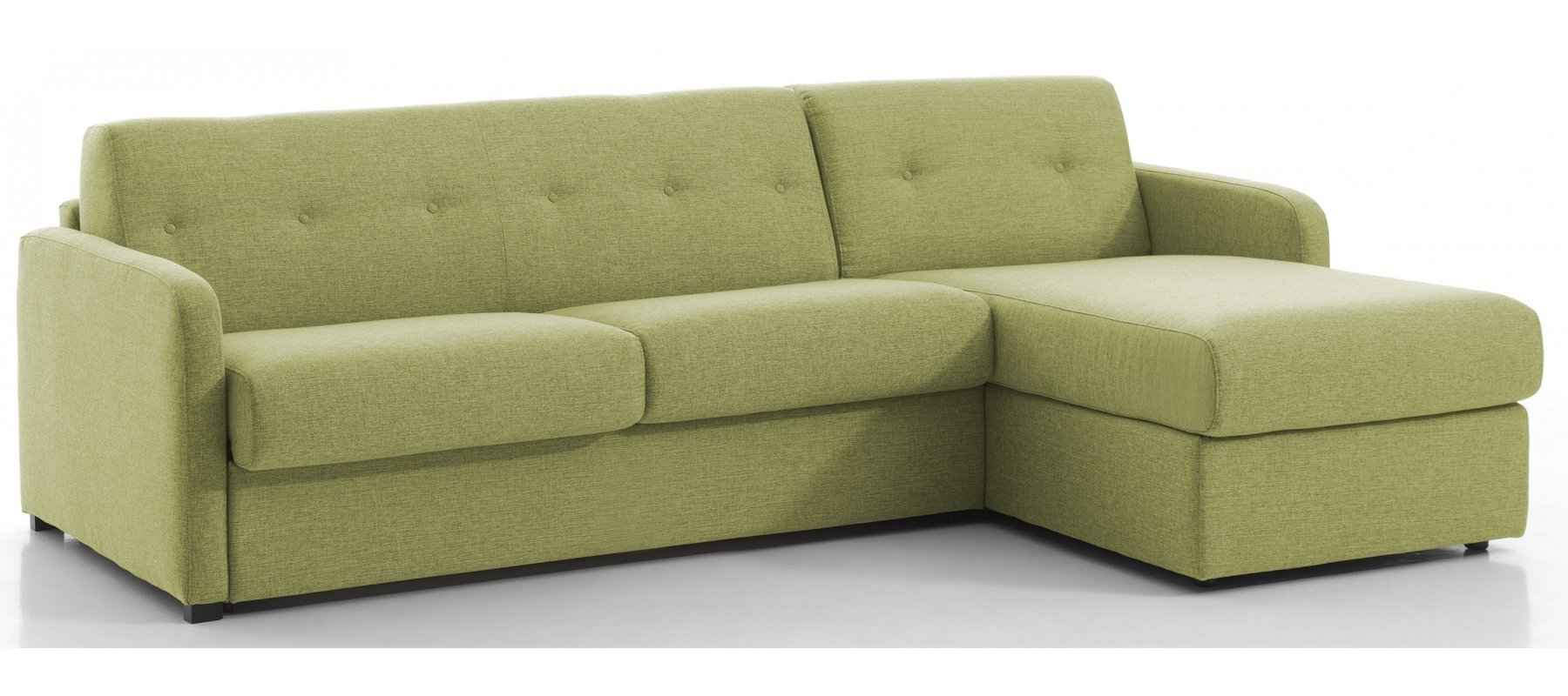 canap lit convertible d 39 angle bologne rapido avec m ridienne. Black Bedroom Furniture Sets. Home Design Ideas