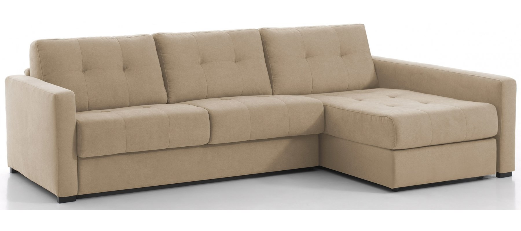 angle convertible rapido avec m ridienne r versible couchage 160cm. Black Bedroom Furniture Sets. Home Design Ideas