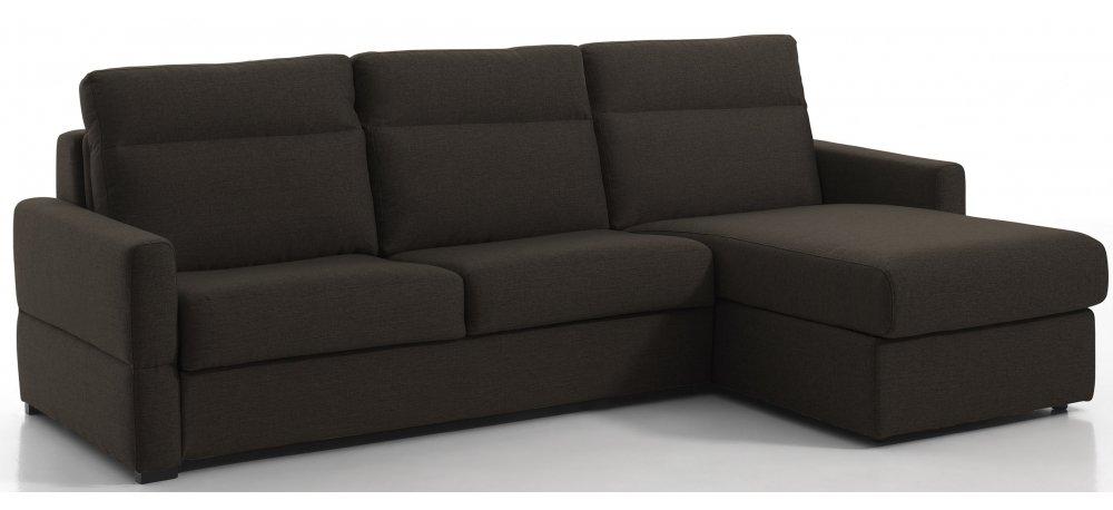 Canapé d'angle convertible PARME - Largeur 290 cm - Couchage 160 cm