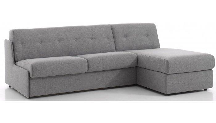 Canapé d'angle convertible BASTIA - Largeur 224 cm - Couchage 120 cm