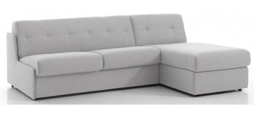 Canapé d'angle convertible BASTIA - Largeur 274 cm - Couchage 160 cm