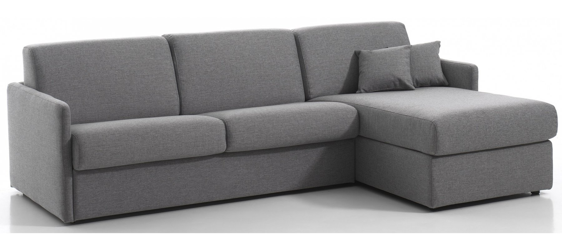 canap convertible d 39 angle montpellier couchage 120 cm avec rapido. Black Bedroom Furniture Sets. Home Design Ideas