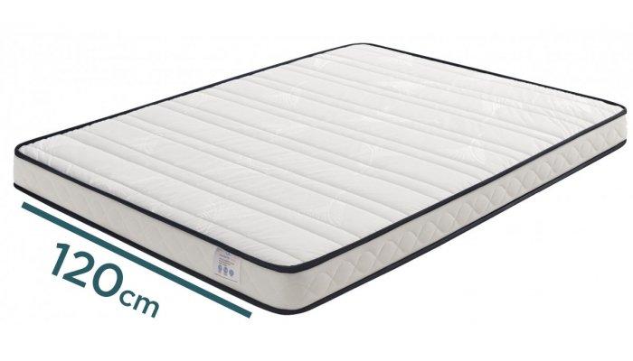 matelas 120 x 190 pour convertible d 39 une densit de 25kg m3 garanti 2 ans. Black Bedroom Furniture Sets. Home Design Ideas