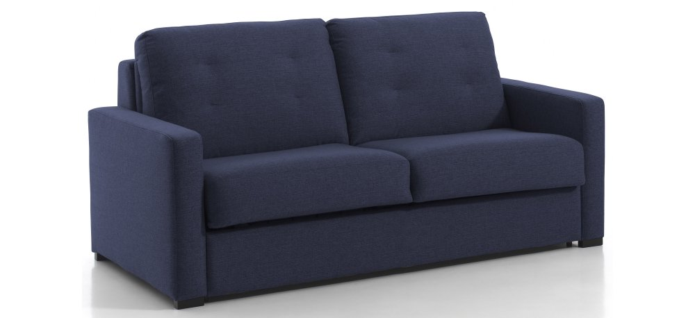 Canapé convertible 4 places NAPOLI - Largeur 208 cm - Couchage 160 cm