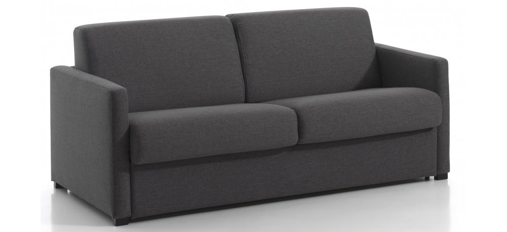 Canape Lit 2 Places Rapido Murano Couchage Confortable 120 Cm
