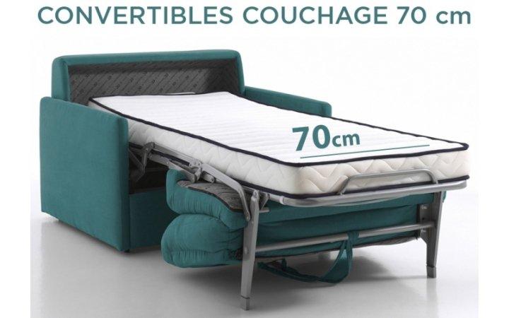 Fauteuils convertibles - 70 cm