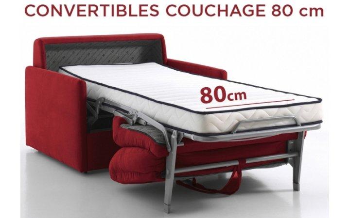 Fauteuils convertibles - 80 cm
