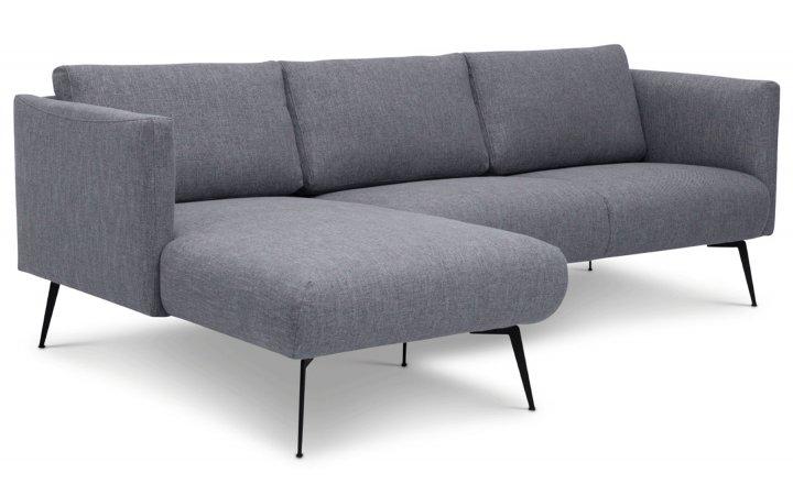 Canapés d'angle fixes 4 places