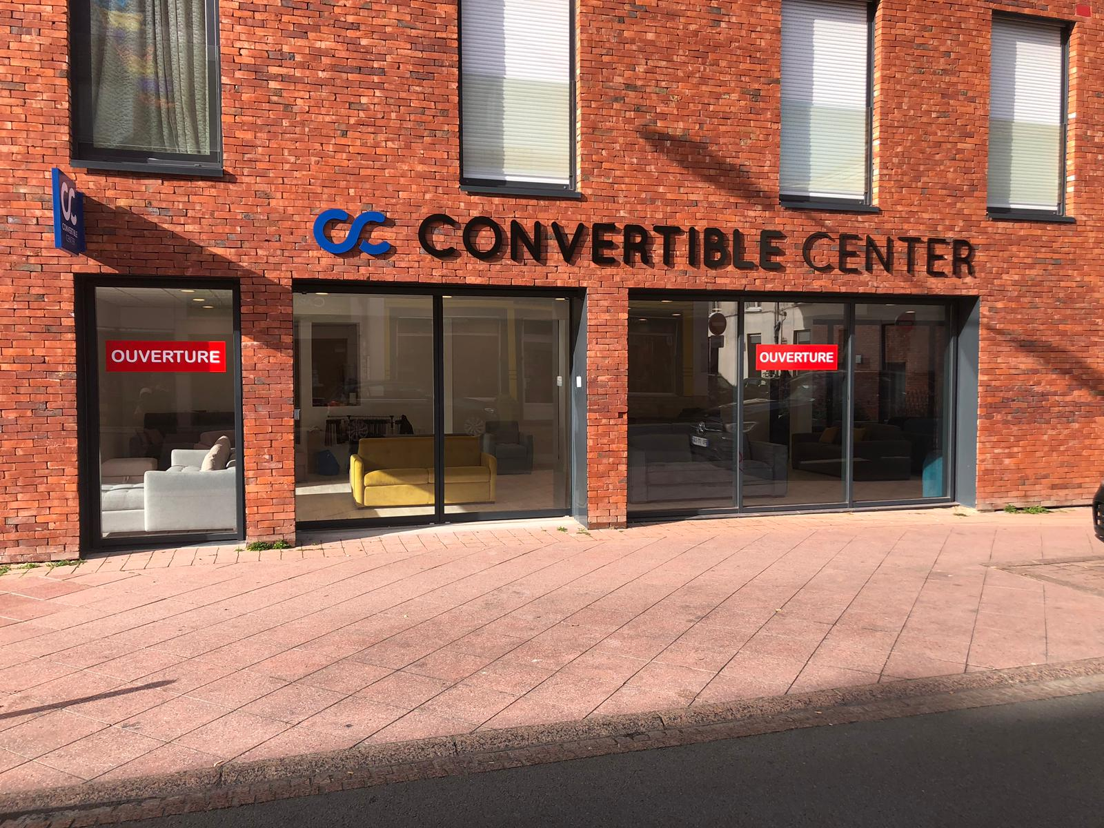 boutique lille convertible center